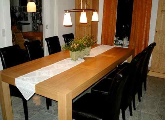 Eichetisch - Möbel